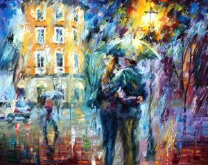 Дождь любви - Леонид Афремов